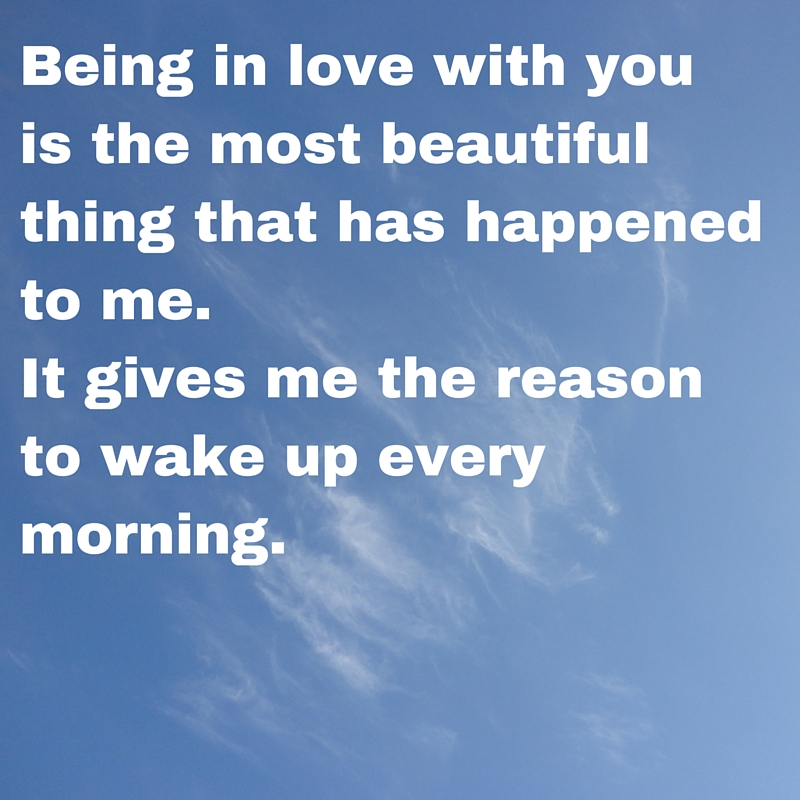 A Beautiful Quote For Her. Uplifting Morning ...